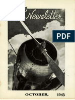 WASP Newsletter ~ 10/01/45