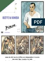 La Recette Du Bonheur via Picasso