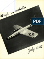 WASP Newsletter ~ 07/01/47