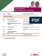 12th Annual MMV Stakeholders' Meeting - Agenda