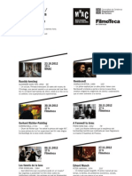 Programa Art i Cinema