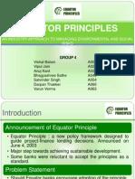 Equator Principle Final Ppt