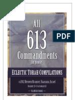 All 613 Commandments