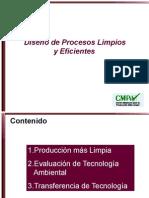 Diseño de Procesos Limpios y Eficientes
