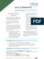 Advanced - Vocabulary, Idioms and Metaphors