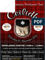 NCDT Ceilidh Dec2012