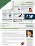 SIGRE Informa - número 41 - Octubre 2012