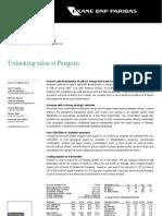 Pearson Bertelsmann Random House Penguin analyse