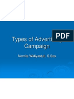 presentation on advertisement campaign......