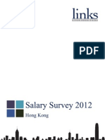 2012 Hong Kong Salary Survey