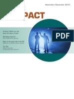 Tax Impact - November December 2012