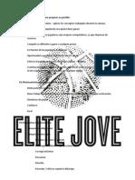 Conclusions FORUM EliteJove