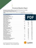 Talent Dividend Washington DC Provisional Baseline Report Sorted