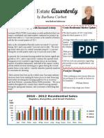 Central Louisiana Market Update October 2012