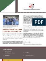 JEDI Newsletter October 2012