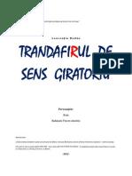TRANDAFIRUL  DE  SENS  GIRATORIU (teatru)