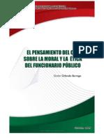 Orlando Borrego El Pensamiento Del Che Sobre La Moral y La Etica Del Funcionario Publico