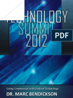 2012 Chamber Technology Summit Presented by Emerson