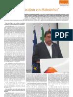 Entrevista Dr. Pedro Da Vinha Costa ao Povo Livre