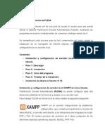 Manual Instalacion PLESA