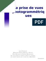 La Prise de Vues Photogrammetriques Papier(1)