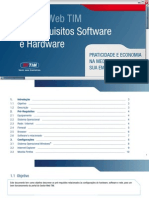 Gestor Web Tim Pre-Requisitos Software e Hard