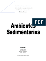 Sediment Ac i On