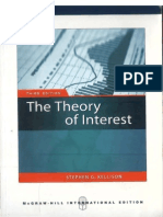 Stephen Kellison Theory of Interest 3e