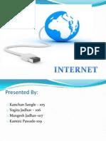 Presentation of INTERNEToriginal
