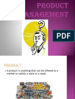 Product Management1
