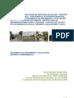 Documento Seguimiento y Evaluación Girardot