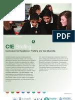 CfE Briefing 3