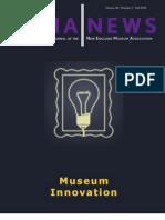 New England Museum Association's Fall Journal