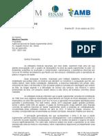 Ofício 3 entidades ANS 26-10-12