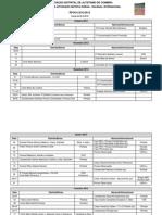 Projecto calendário 2013