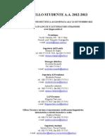 Guida Dello Studente_a.a. 2012-2013 - Facolta Di Lingue
