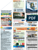 Boletin Distrital CAJAMARCA D - 27 - 10 - 12