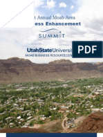 First Annual Moab Area Business Enhancement Summit