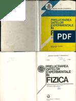 Fizica XI Experim 1986