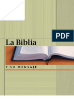 La Biblia y Su Mensaje