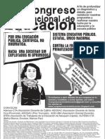 Afiche Para El Congreso A2