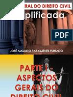 Direito Civil I - Reduzido