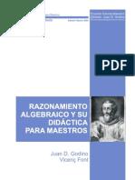Algebra Didactica