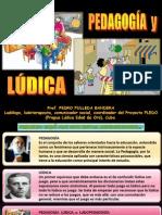PEDAGOGÍA Y LÚDICA