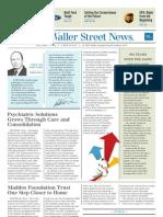 Waller Street News 2007
