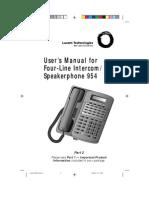Att 954 Manual