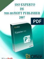 Manual Microsoft Publisher 2007