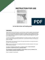 GLOCK Instructions