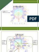 Modelo de Procesos de Una Empresa