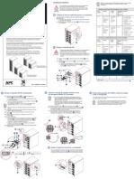 Guía de instalación eléctrica UPS Symmetra LX